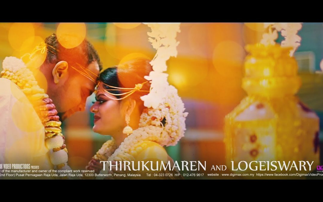 Beautiful Indian Wedding | Thiru & Logeis