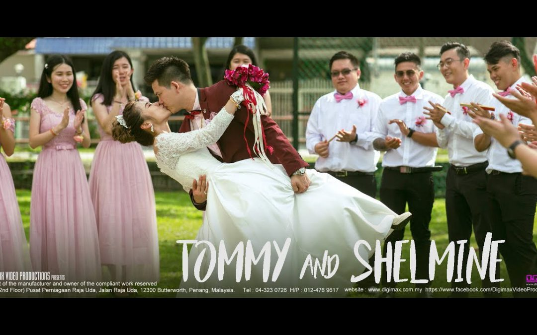 Tommy & Shelmine | Chinese Traditional Wedding + Groom Dinner