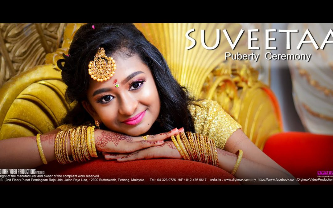 The Puberty Ceremony | Suveetaa